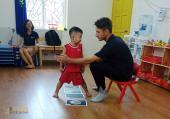 Học Tiếng Anh với Giáo Viên Nước Ngoài  - Thầy Daniel Sawyer