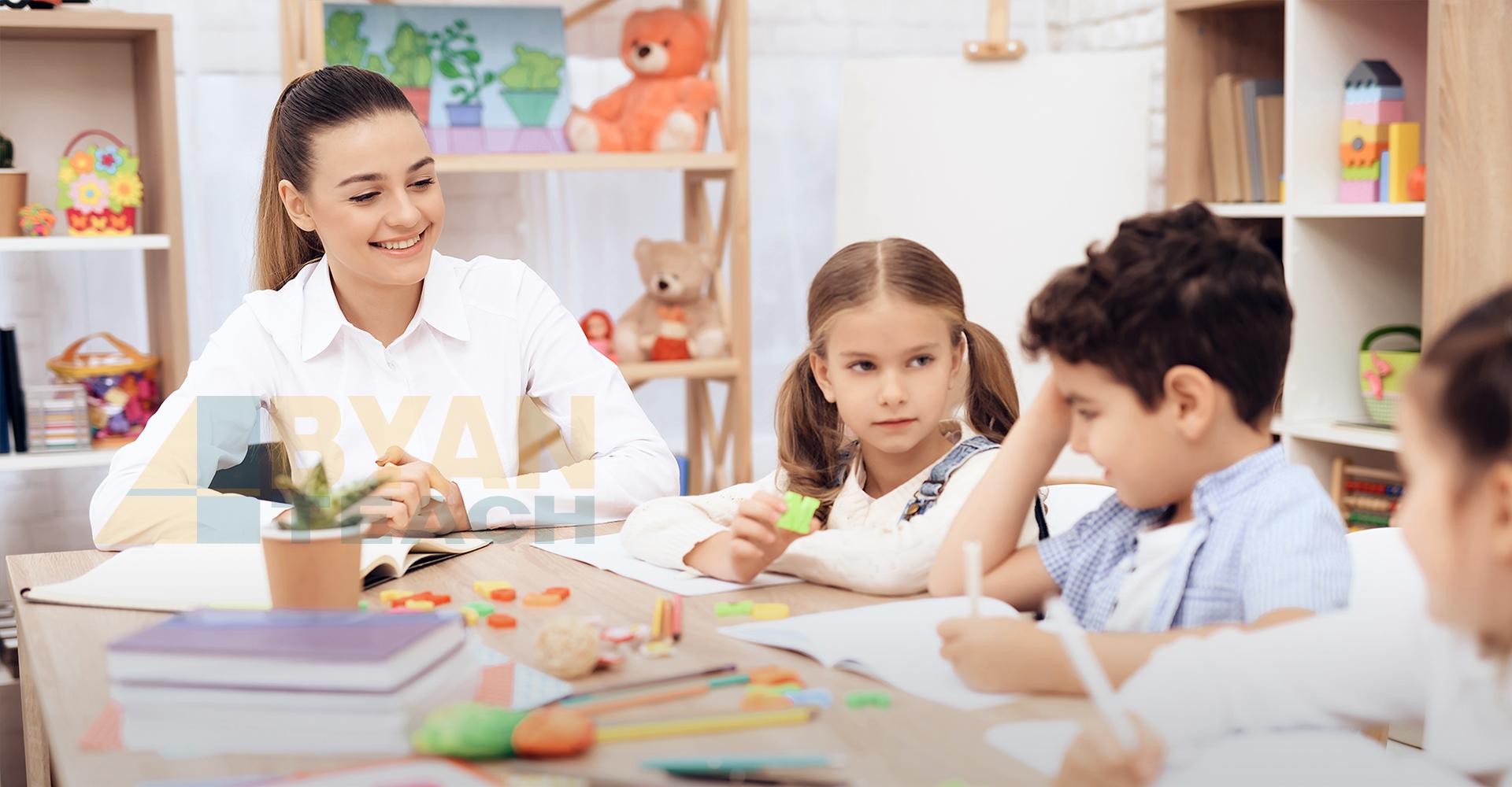 Cung cấp giáo viên nước ngoài